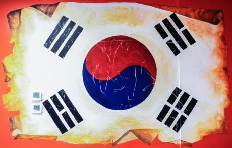 RSAK Korean Flag