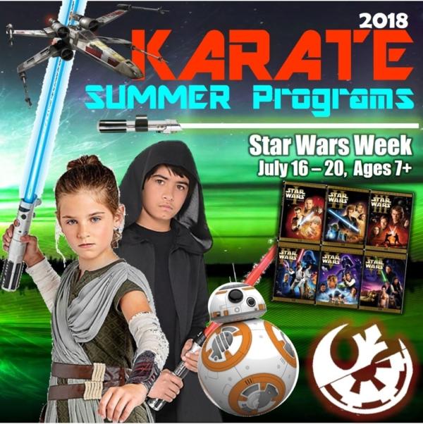 Star Wars Summer Program