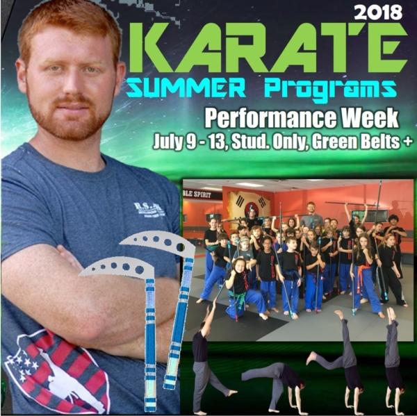 Performance Summer Program