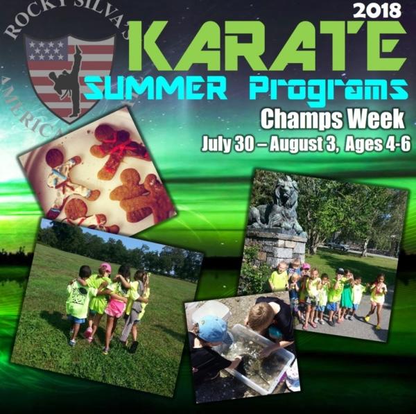 Champs Summer Program